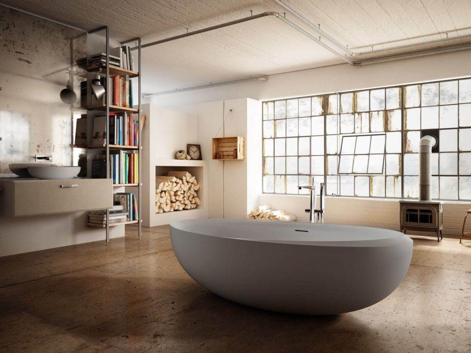 Bagno Colori Neutri : Arredo bagno i trend  relÙ
