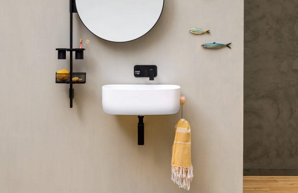 Vasca Da Bagno Oversize : Come arredare un bagno piccolo: idee e consigli relÙ