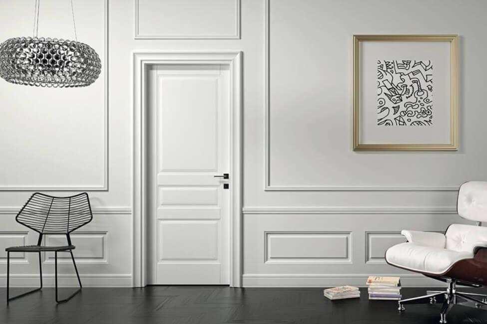 Le porte interne di casa